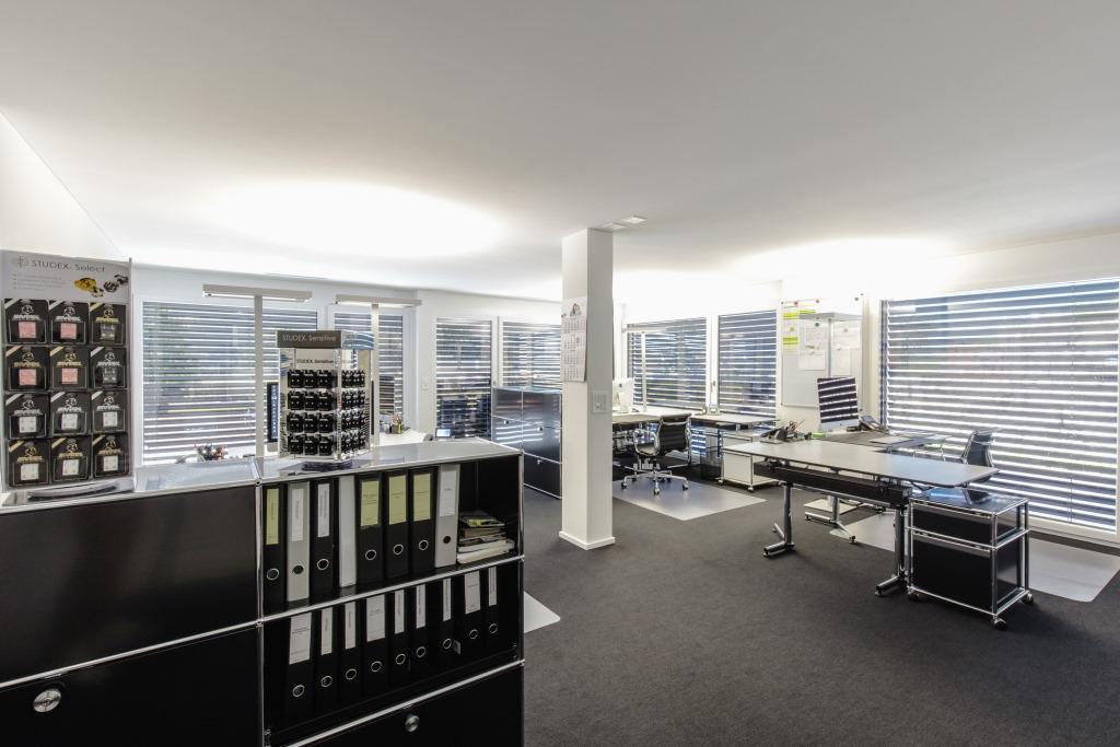 Lager EU-Raum, Vorarlberg, und Mandoro-Büro in Liechtenstein