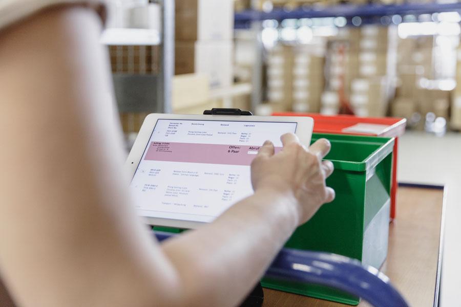 Logistik-Dienstleister Mandoro: Moderne Lagerbewirtschaftung