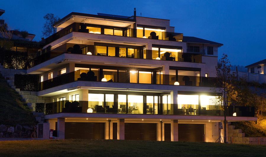 Lager EU-Raum, Vorarlberg, Österreich, und Mandoro-Zentrale in Liechtenstein